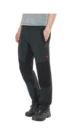 Mammut Courmayeur SO lange broek Heren zwart